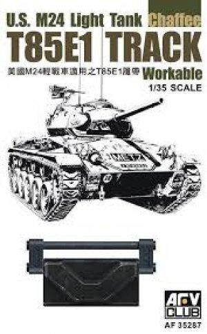U.S. M24 Light Tank T85E1 Track, Workabl  (Vista 1)