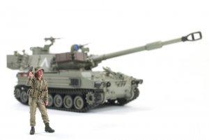 IDF M109A2 Doher  (Vista 4)