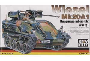 German Weisel I Mk.20  (Vista 1)
