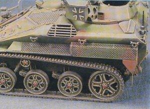 German Weisel I Mk.20  (Vista 4)