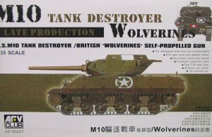 M10 Late Producton Wolverines