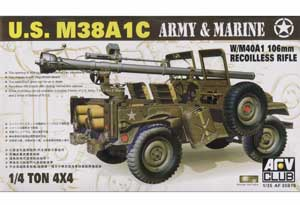 U.S. M38A1C 1/4 ton 4x4  (Vista 1)