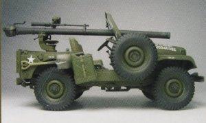 U.S. M38A1C 1/4 ton 4x4  (Vista 2)