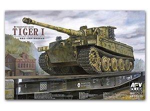 Tiger I in Transporting   (Vista 1)
