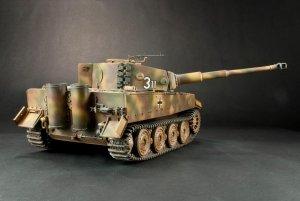 Tiger I in Transporting   (Vista 3)