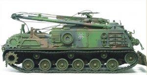 M88A1G de recuperación  (Vista 2)