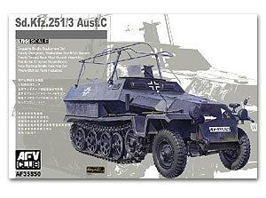Sd.Kfz.251/3 Ausf. C - Ref.: AFVC-35S50