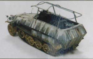 Sd.Kfz.251/3 Ausf. C  (Vista 3)