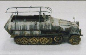 Sd.Kfz.251/3 Ausf. C  (Vista 4)