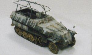 Sd.Kfz.251/3 Ausf. C  (Vista 5)
