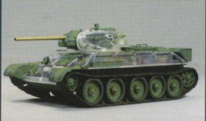 T-34/76 1942 Factory 112 Clear hull vers