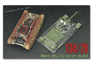 T-34/76 1943 Factory 183 (clear Turret)   (Vista 1)