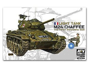 M24 Chaffee The Firest Indochina War