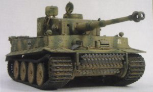 Tiger I Early Version