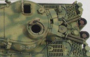 Tiger I Early Version  (Vista 4)