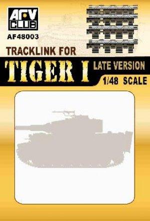Track for Tiger I Late Version  (Vista 1)