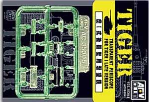 Transparent Periscopes for Tiger I Late - Ref.: AFVC-AC35004