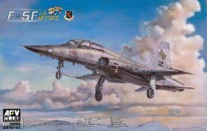 F-5F U.S. AIR Force   (Vista 1)