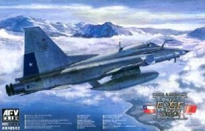 Northrop F-5E Tiger II(Chile)