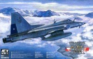 Northrop F-5E Tiger II(Chile)  (Vista 1)