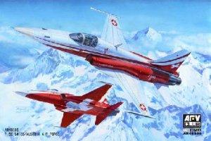 F-5E Swiss/Austria Air Force  (Vista 1)