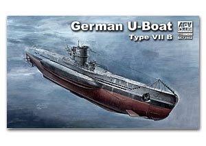 U-Boat Type VII / B  (Vista 1)