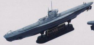 U-Boat Type VII / B  (Vista 2)