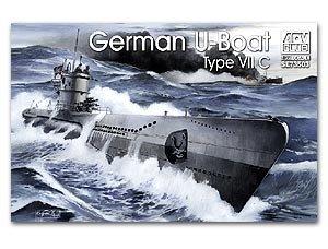 U-Boat Type VII / C  (Vista 1)