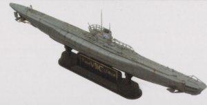 U-Boat Type VII / C  (Vista 2)