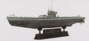 U-Boat Type VII / C  (Vista 3)