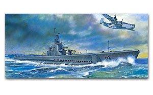 Gato Class Submarine 1943   (Vista 1)