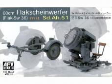 Foco Reflector de 60cm con Sd. Ah. 51 - Ref.: AFVC-35125