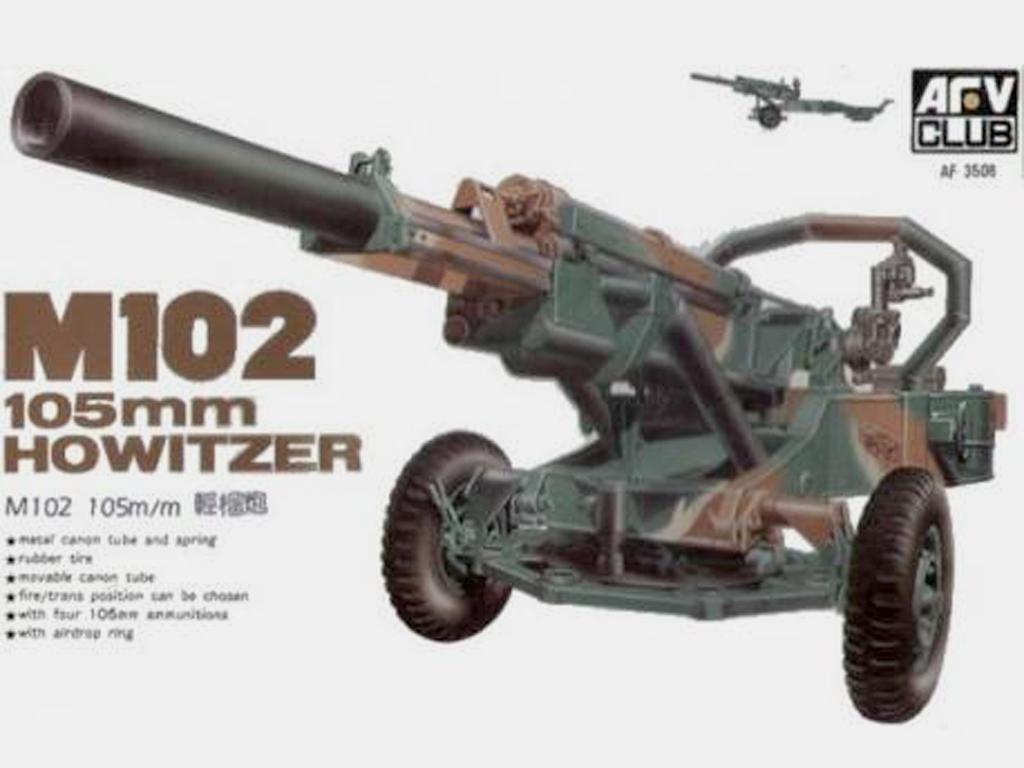 M102 105 mm HOwitzer (Vista 1)