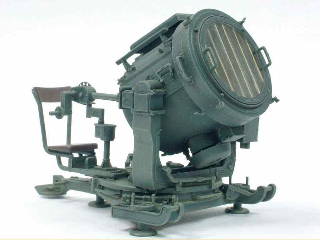Foco Reflector de 60cm con Sd. Ah. 51 (Vista 4)