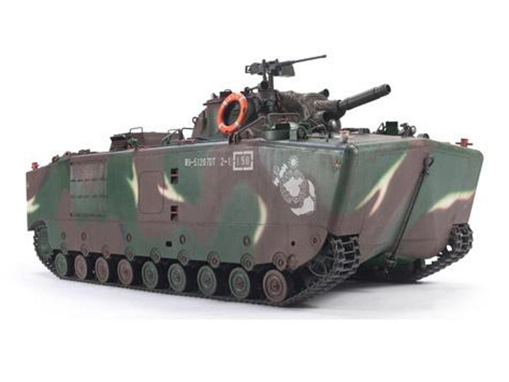 LVTH6A1 Fire Support Veh w/105mm Howitzer (Vista 3)