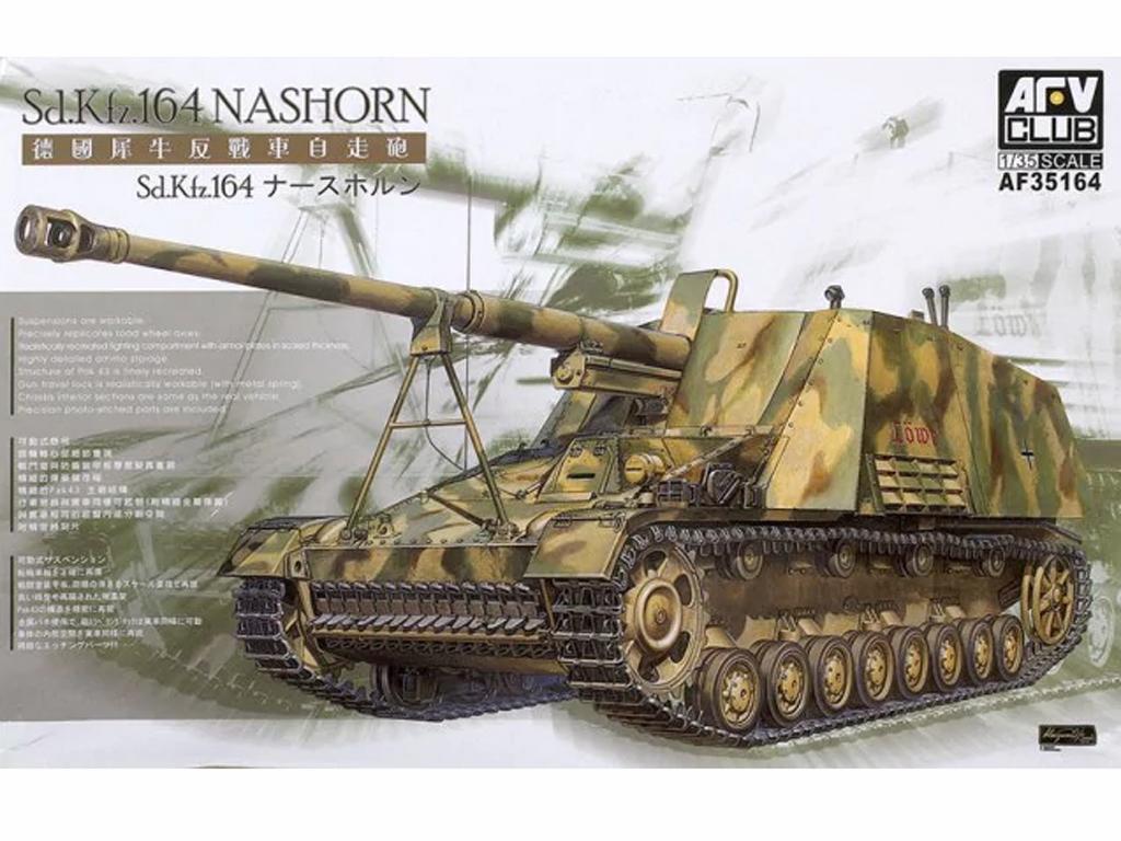 Sd.Kfz.164 Nashorn (Vista 1)