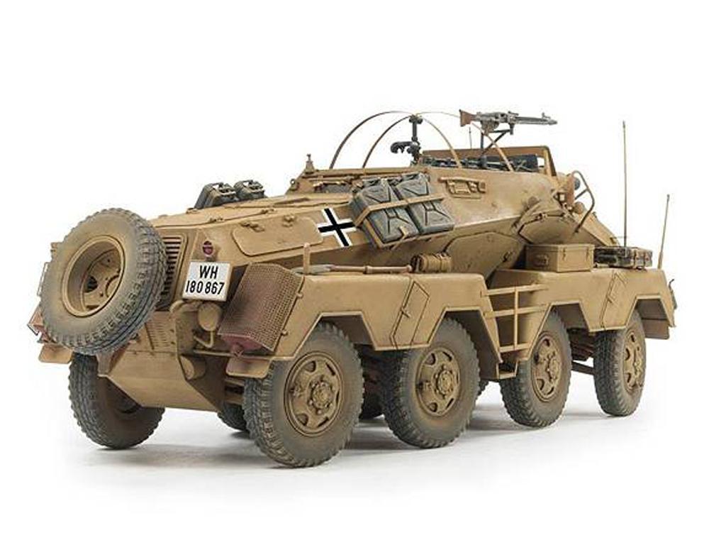 PanzerFunkwagen SD.KFZ.233 8-RAD W/7.5CM (Vista 6)