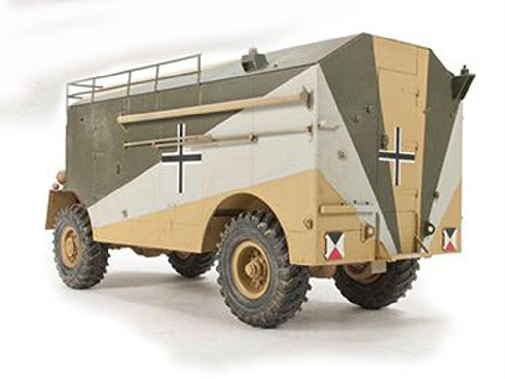 Rommel's Mammoth DAK-AEC (Vista 3)