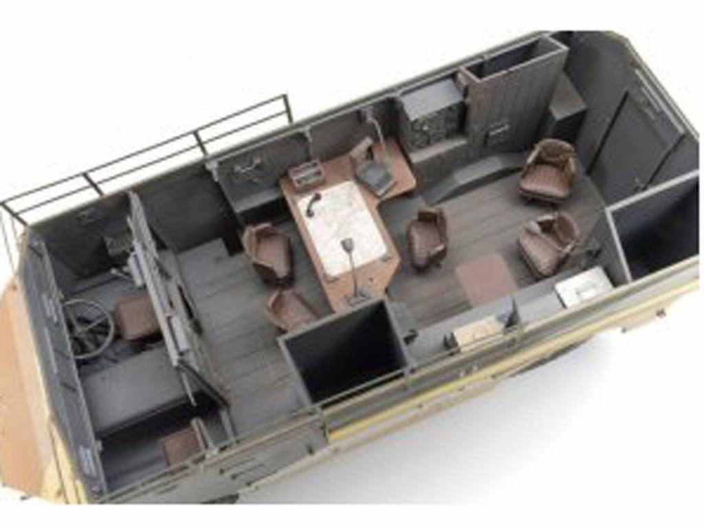 Rommel's Mammoth DAK-AEC (Vista 5)