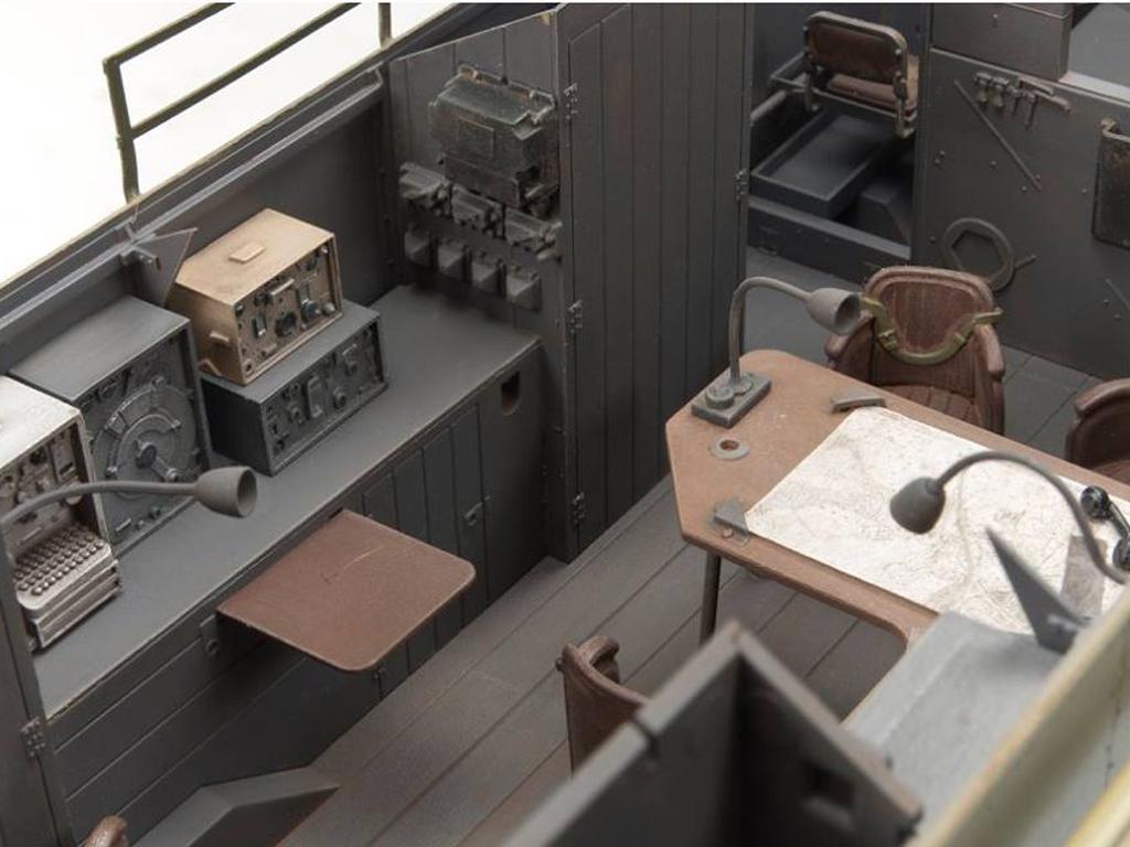 Rommel's Mammoth DAK-AEC (Vista 6)