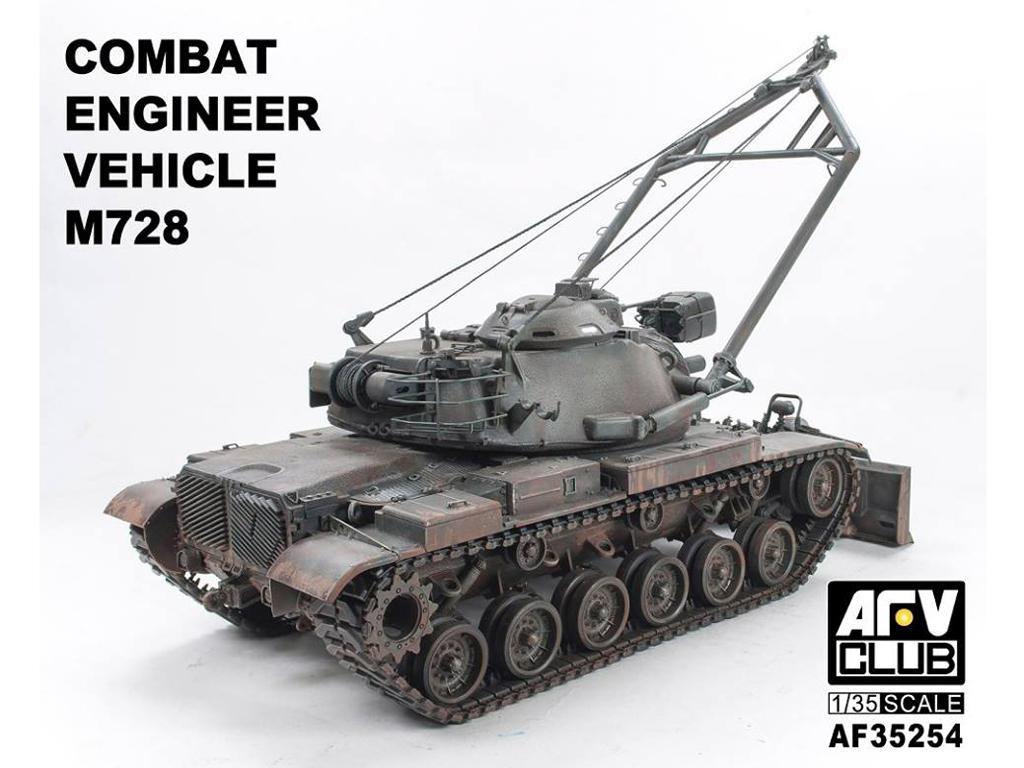 Combat Engineer Vehicle M728 (Vista 4)