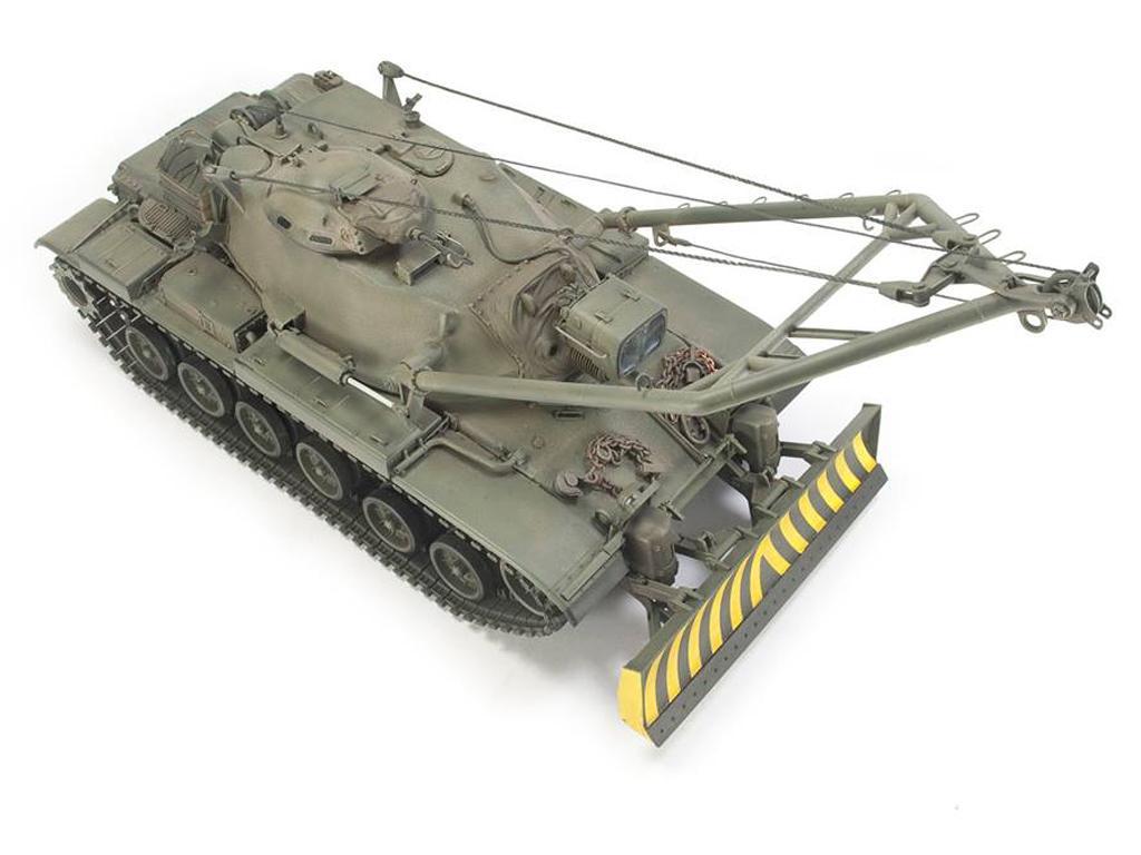 Combat Engineer Vehicle M728 (Vista 9)