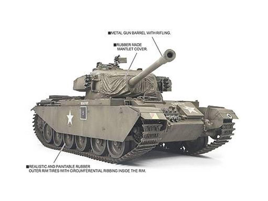 Centurion Mk.III Guerra de Corea (Vista 4)