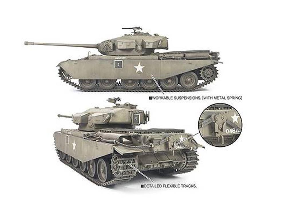 Centurion Mk.III Guerra de Corea (Vista 5)