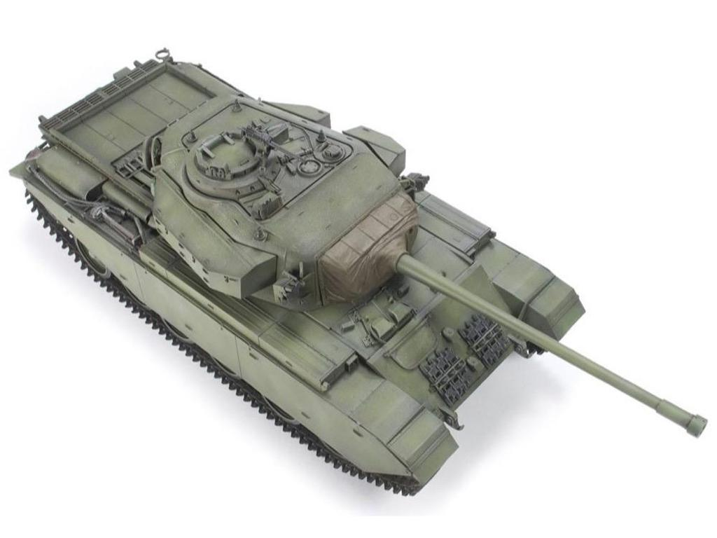 Centurion Mk.III Guerra de Corea (Vista 7)