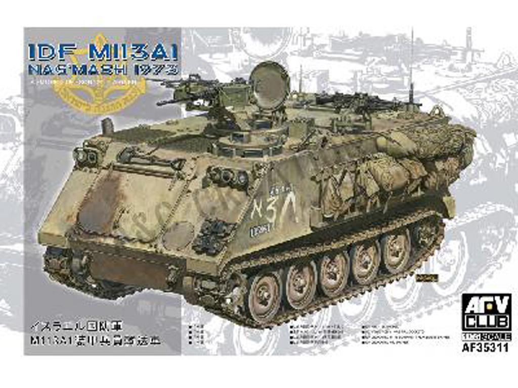 IDF M113 Nagmash (Vista 1)
