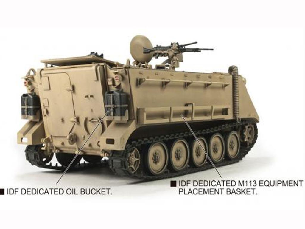IDF M113 Nagmash (Vista 2)