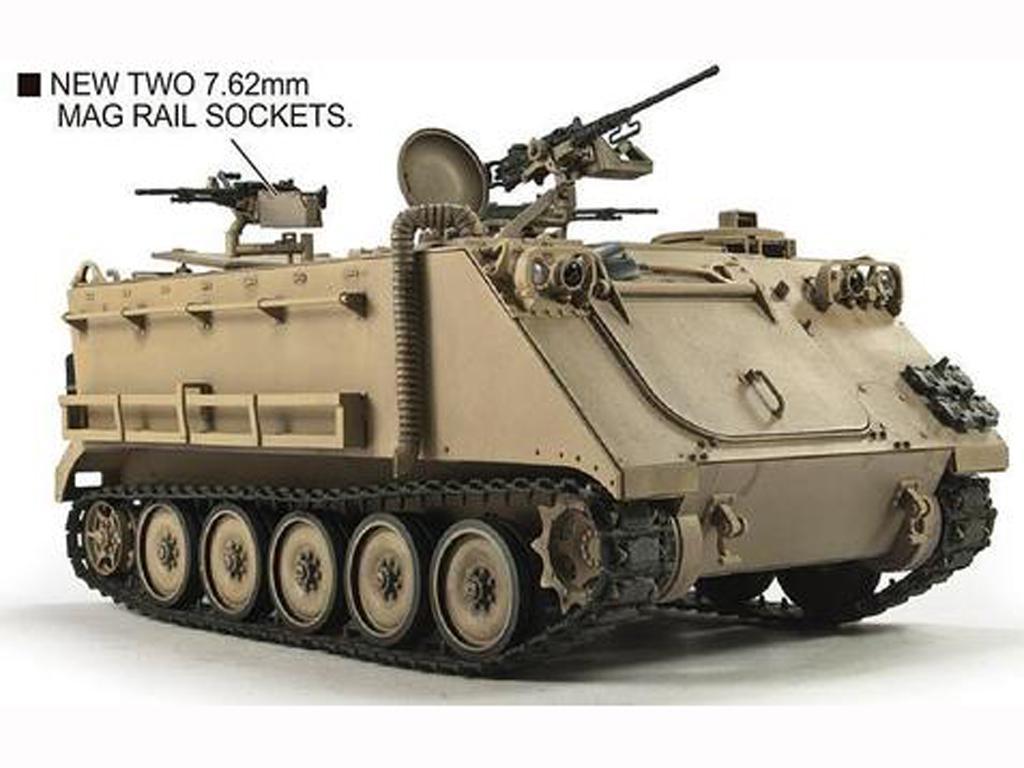 Ecomodelismo  IDF M113 Nagmash