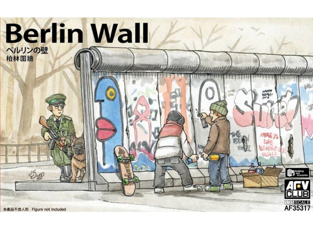 Muro de Berlin (Vista 1)