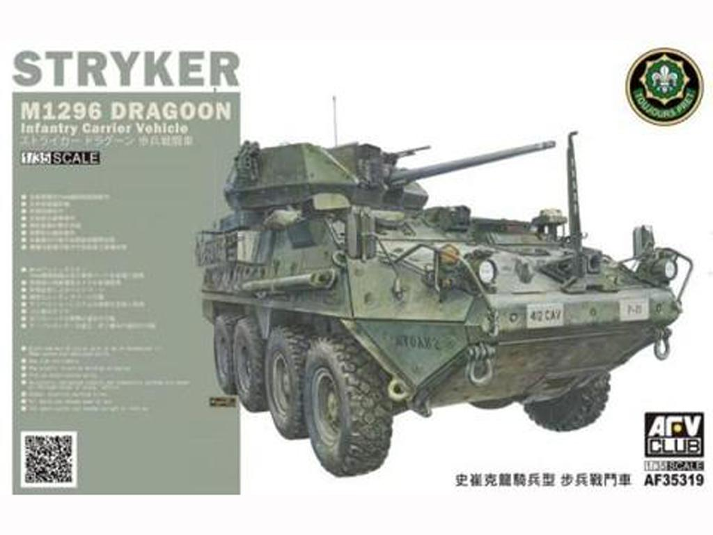 M1296 Stryker Dragoon Infantry Fighting Vehicle (Vista 1)